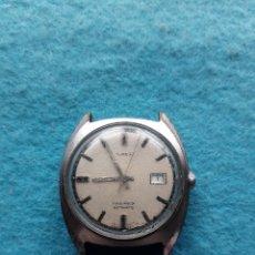 Relojes de pulsera: RELOJ MARCA TIMEX. CLÁSICO DE CABALLERO.. Lote 180238255