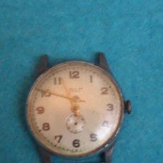 Relojes de pulsera: RELOJ MARCA SIGLO XX. CLÁSICO DE CABALLERO.. Lote 180238392