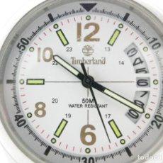 Relojes de pulsera: ORIGINAL TIMBERLAN'D BUEN ESTADO SUMERGIBLE 50M FUNCIONA PERFECTO LOTE WATCHES. Lote 180248473