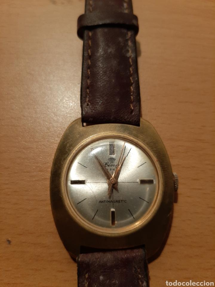 ANTIGUO RELOJ DE CUERDA LINGS (Relojes - Pulsera Carga Manual)