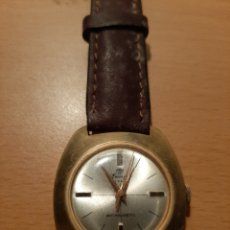 Relojes de pulsera: ANTIGUO RELOJ DE CUERDA LINGS. Lote 180250248
