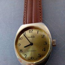Relojes de pulsera: RELOJ DE PULSERA RUHLA ACUERDA. Lote 180254522