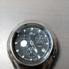 Relojes de pulsera: RELOJ DE PULSERA LOTUS. Lote 180261898