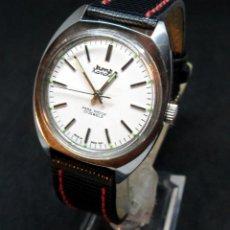Relojes de pulsera: ORIGINAL RELOJ VINTAGE - MARCA HMT - MODELO KANCHAN - CORRECTO FUNCIONAMIENTO. Lote 180264966