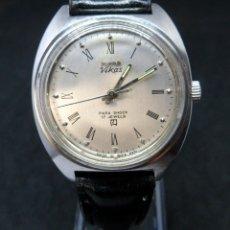 Relojes de pulsera: ORIGINAL RELOJ VINTAGE - MADE IN INDIA- MARCA HMT - VIKAS - TECNOLOGÍA CITIZEN. Lote 180270840