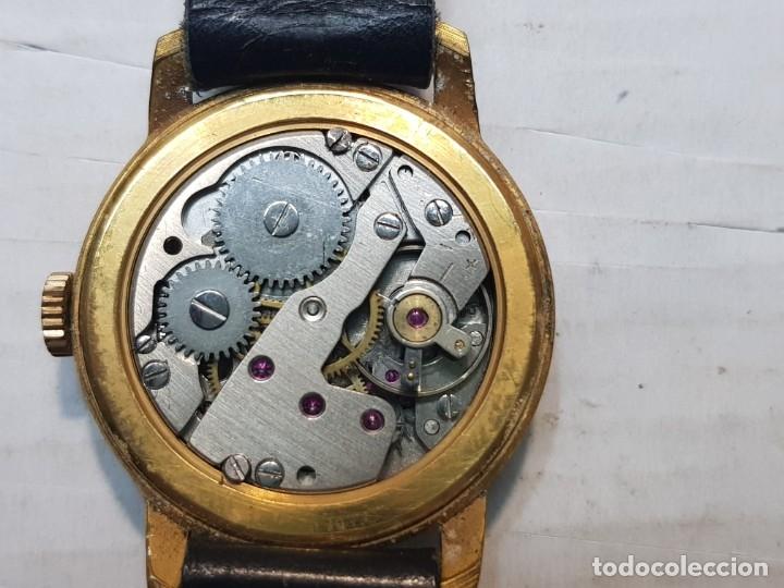 Relojes de pulsera: Reloj cuerda manual Tokio 17 rubis funcionando raro - Foto 2 - 210012378