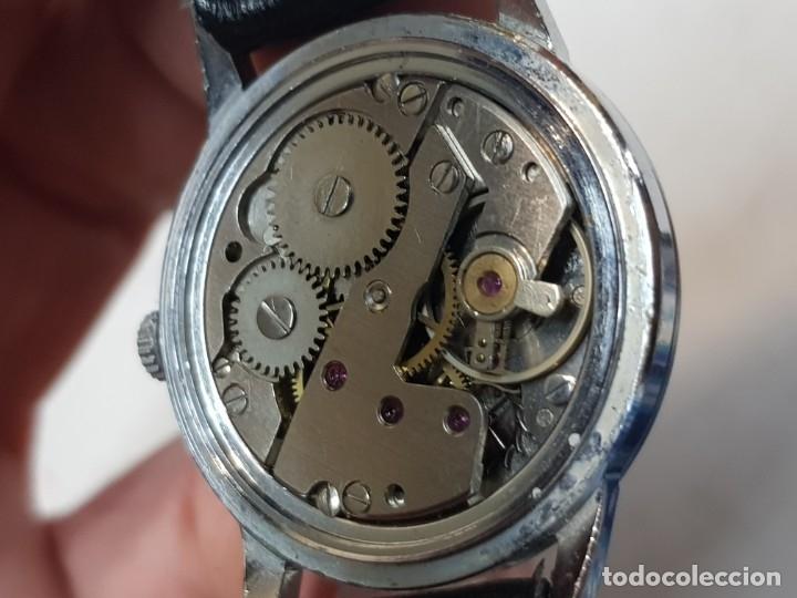 Relojes de pulsera: Reloj cuerda manual Tokio 17 rubis funcionando raro - Foto 2 - 180393330