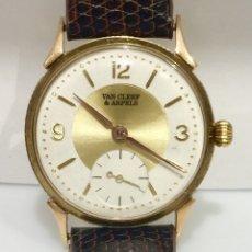 Relojes de pulsera: VAN CLEEF&ARPELS -ORO 18KTS. ¡¡COMO NUEVO!!. Lote 107812919