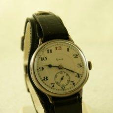 Relojes de pulsera: RARO CYRUS MILITAR AÑOS 10/20 PRIMERA GUERRA MUNDIAL FUNCIONANDO. Lote 180448868