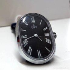 Relojes de pulsera: RELOJ VINTAGE MARCA POTENS AÑOS 70 CON CAJA OVAL DE ACERO, DE CARGA MANUAL Y NUEVO (NOS). Lote 180475057