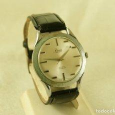 Relojes de pulsera: RENIS GENEVE 17 RUBIS MECANICO 38MM. Lote 180488030
