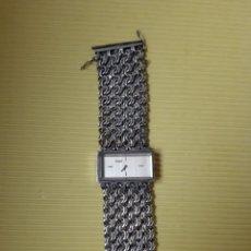 Relógios de pulso: ANTIGUO RELOJ DE PLATA TITAN- ESFERA RECTANGULAR. Lote 180488161