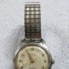 Relojes de pulsera: BONITO RELOJ DE PULSERA MECANICO DE 17 RUBIS DE LA MARCA SUIZA VICTORIA DE LOS AÑOS 40, FUNCIONANDO. Lote 180849961