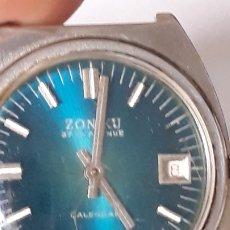 Relojes de pulsera: RELOJ DE PULSERA CARGA MANUAL CABALLERO ZONIKU 37TH AVENUE. Lote 180866258