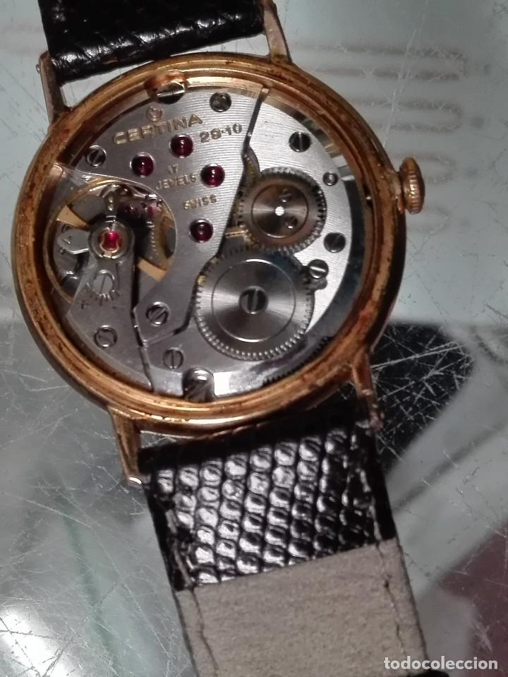 Relojes de pulsera: CERTINA 7004 - 182, MUY NUEVO, Envío gratis - Foto 9 - 136723478