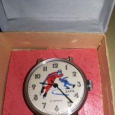 Relojes de pulsera: RELOJ 3 APR FUNCIONANDO CARGA MANUAL. EN CAJA ORIGINAL . Lote 181024771