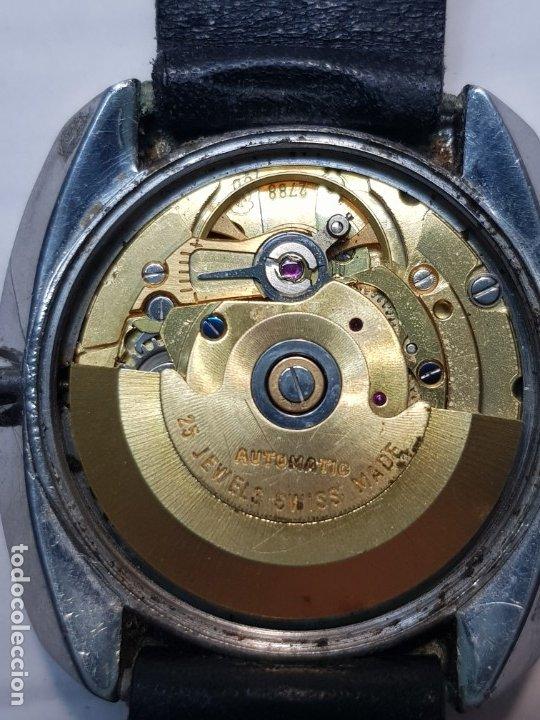 Relojes de pulsera: Reloj Thermidor De Luxe Automátic Diseño Difícil de conseguir - Foto 2 - 210012713