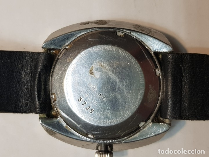 Relojes de pulsera: Reloj Thermidor De Luxe Automátic Diseño Difícil de conseguir - Foto 3 - 210012713