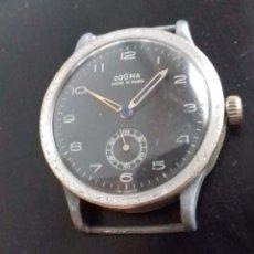 Relojes de pulsera: RELOJ DOGMA MILITAR. Lote 181204123