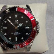 Relojes de pulsera: RELOJ ( MAREA, CAJA ACERO 52 MM. WATER RESISTANT, QUARTZ FUNCIONANDO ). MÁS RELOJES EN MI PERFIL.. Lote 181398671