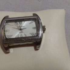 Relojes de pulsera: ESCASO ( RELOJ PAUL VERSAN, CAJA ACERO 40 MM. WALTER RESISTANT QUARTZ ). MÁS RELOJES EN MI PERFIL.. Lote 181401893