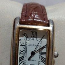 Relojes de pulsera: DIFÍCIL ( RELOJ, JAPAN QUARTZ , METAL BEZEL , FUNCIONANDO ). MÁS RELOJES MI PERFIL. Lote 181412275