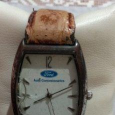 Relojes de pulsera: ESCASO ( RELOJ FORD, SWISS PARTS, BEZEL METAL , FUNCIONANDO ). MÁS RELOJES ANTIGUOS EN MI PERFIL.. Lote 181419397