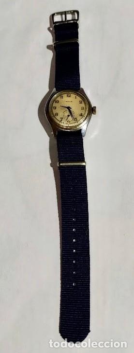 Relojes de pulsera: ETANCHE ANTIGUO DE PULSERA A CUERDA / ANCRE 15 RUBIS 36,9 M/M. C/C. FUNCIONA - Foto 2 - 181447613