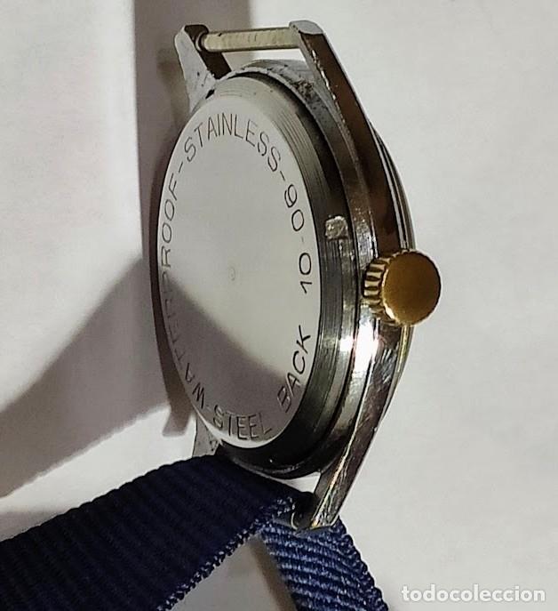 Relojes de pulsera: ETANCHE ANTIGUO DE PULSERA A CUERDA / ANCRE 15 RUBIS 36,9 M/M. C/C. FUNCIONA - Foto 4 - 181447613