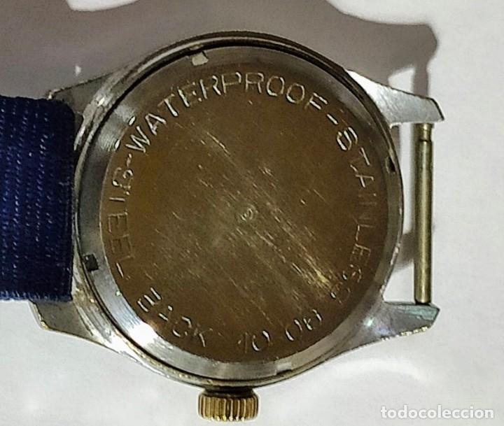 Relojes de pulsera: ETANCHE ANTIGUO DE PULSERA A CUERDA / ANCRE 15 RUBIS 36,9 M/M. C/C. FUNCIONA - Foto 5 - 181447613