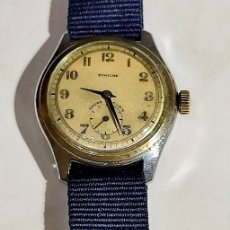 Relojes de pulsera: ETANCHE ANTIGUO DE PULSERA A CUERDA / ANCRE 15 RUBIS 36,9 M/M. C/C. FUNCIONA. Lote 181447613
