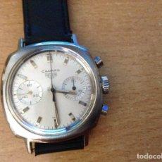 Relojes de pulsera: RELOJ CRONO HEUER CAMARO , ORIGINAL. Lote 151533518