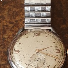 Relojes de pulsera: RELOJ.DE CUERDA FUNCIONANDO PERFECTO DE 15 RUVIS NOSE QUE MARCAR ES ESTA BORRADA. Lote 181479861