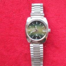 Relojes de pulsera: RELOJ DE PULSERA DUWARD CARGA MANUAL,CUERDA - CALENDARIO- FUNCIONANDO. Lote 181553788
