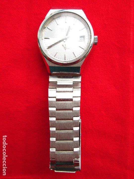 Relojes de pulsera: RELOJ DE PULSERA THERMIDOR CARGA MANUAL,CUERDA - CALENDARIO- FUNCIONANDO - Foto 2 - 181562908