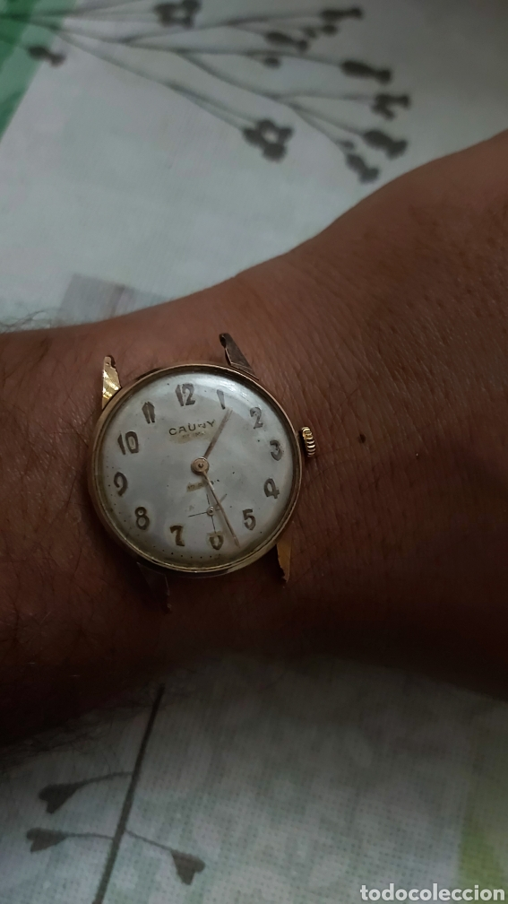 Relojes de pulsera: Elegante Reloj Mujer Cauny Prima - Foto 2 - 181578712