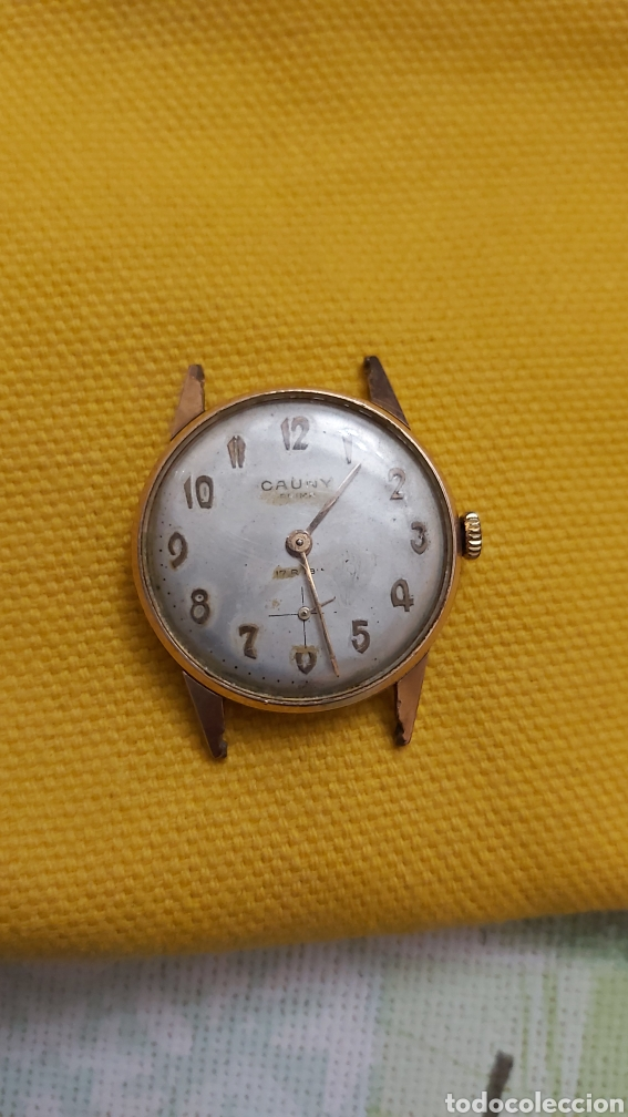 ELEGANTE RELOJ MUJER CAUNY PRIMA (Relojes - Pulsera Carga Manual)