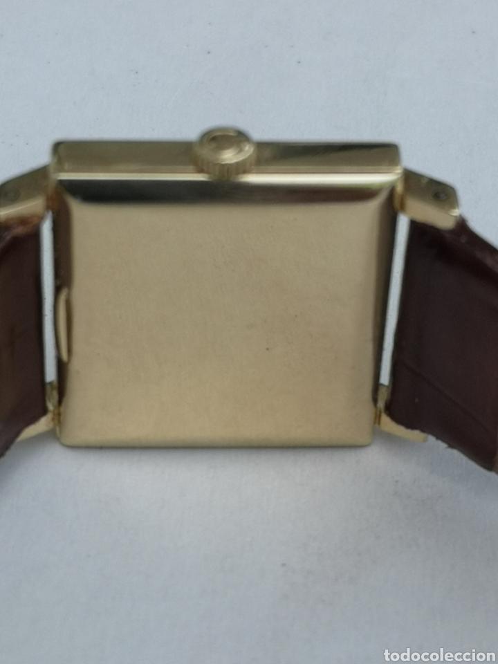 Relojes de pulsera: Hermoso reloj omega de oro de 18k para dama - Foto 4 - 181656382