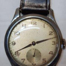 Relojes de pulsera: RELOJ ANTIGUO DE CUERDA SUIZO DE CABALLERO. Lote 181857857
