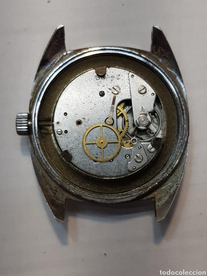 Relojes de pulsera: Reloj antiguo Aseikon Súper 23 funcionando - Foto 2 - 181864821
