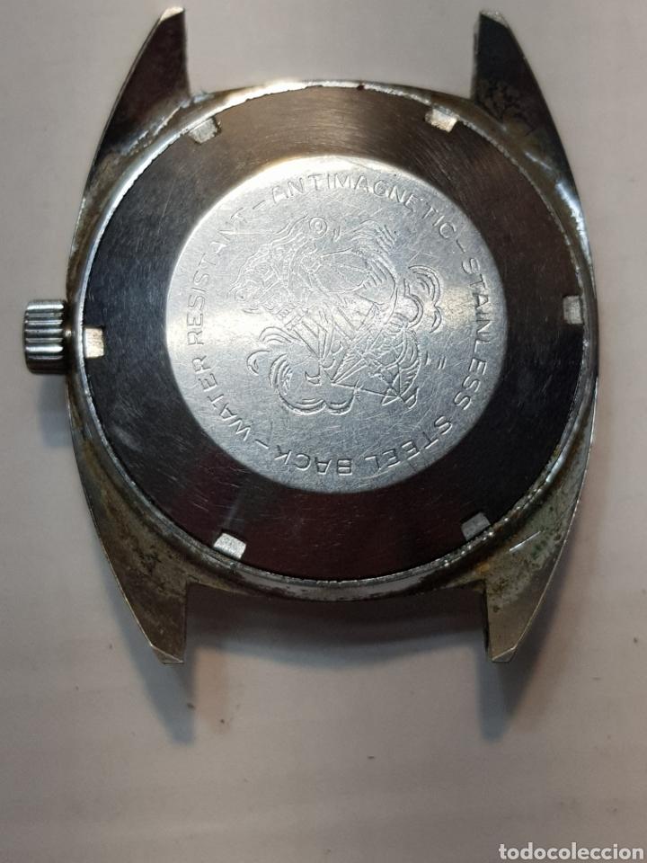 Relojes de pulsera: Reloj antiguo Aseikon Súper 23 funcionando - Foto 3 - 181864821