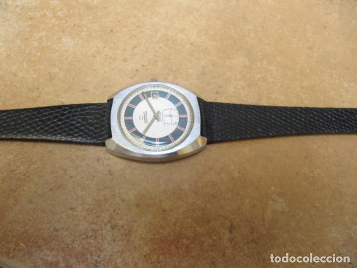 Relojes de pulsera: ANTIGUO RELOJ DE CUERDA DE PULSERA DE LA MARCA TORMAS - Foto 8 - 182065953