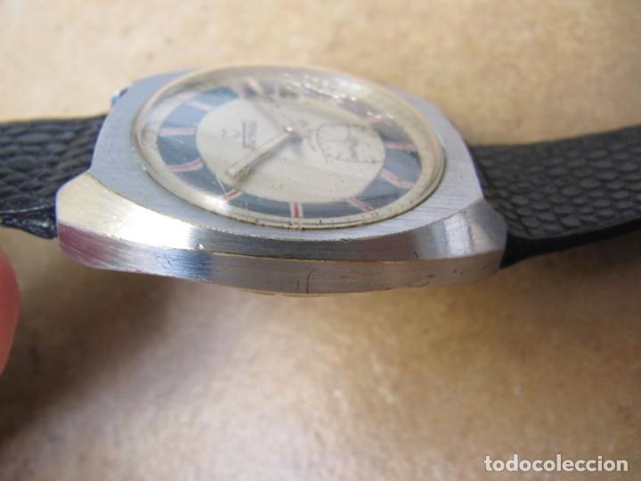 Relojes de pulsera: ANTIGUO RELOJ DE CUERDA DE PULSERA DE LA MARCA TORMAS - Foto 11 - 182065953