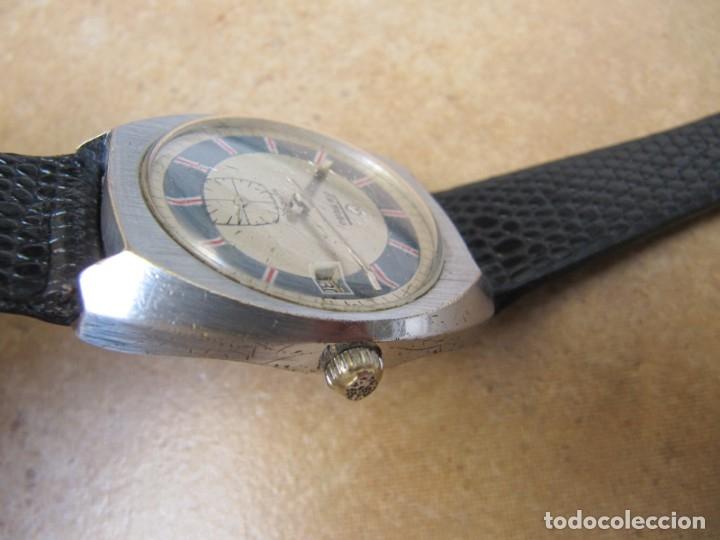 Relojes de pulsera: ANTIGUO RELOJ DE CUERDA DE PULSERA DE LA MARCA TORMAS - Foto 12 - 182065953