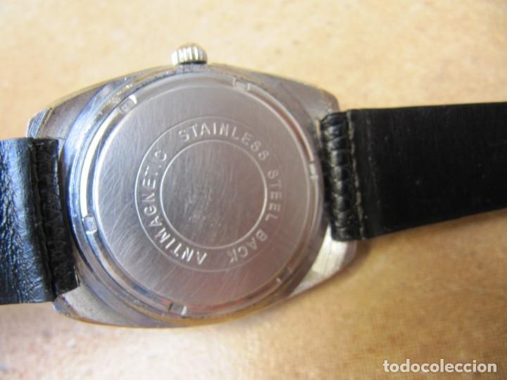 Relojes de pulsera: ANTIGUO RELOJ DE CUERDA DE PULSERA DE LA MARCA TORMAS - Foto 16 - 182065953