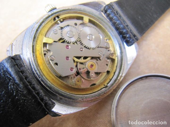 Relojes de pulsera: ANTIGUO RELOJ DE CUERDA DE PULSERA DE LA MARCA TORMAS - Foto 17 - 182065953
