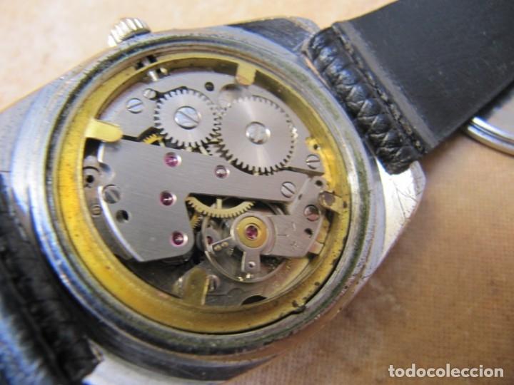 Relojes de pulsera: ANTIGUO RELOJ DE CUERDA DE PULSERA DE LA MARCA TORMAS - Foto 18 - 182065953