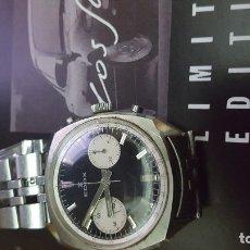 Relojes de pulsera: PRECIOSO EDOX CRONO. Lote 182135395