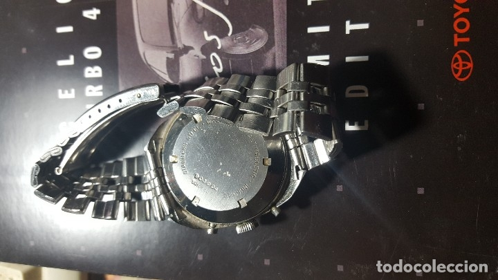 Relojes de pulsera: PRECIOSO EDOX CRONO - Foto 2 - 182135395
