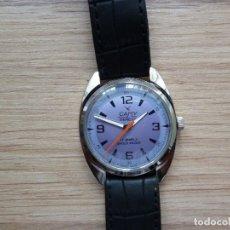 Relojes de pulsera: RELOJ SUIZO CAMI VINTAGE HOMBRE 40 MM HASTA CORONA Y 38 MM DIAMETRO FUNCIONA COMO NUEVO. Lote 182136161
